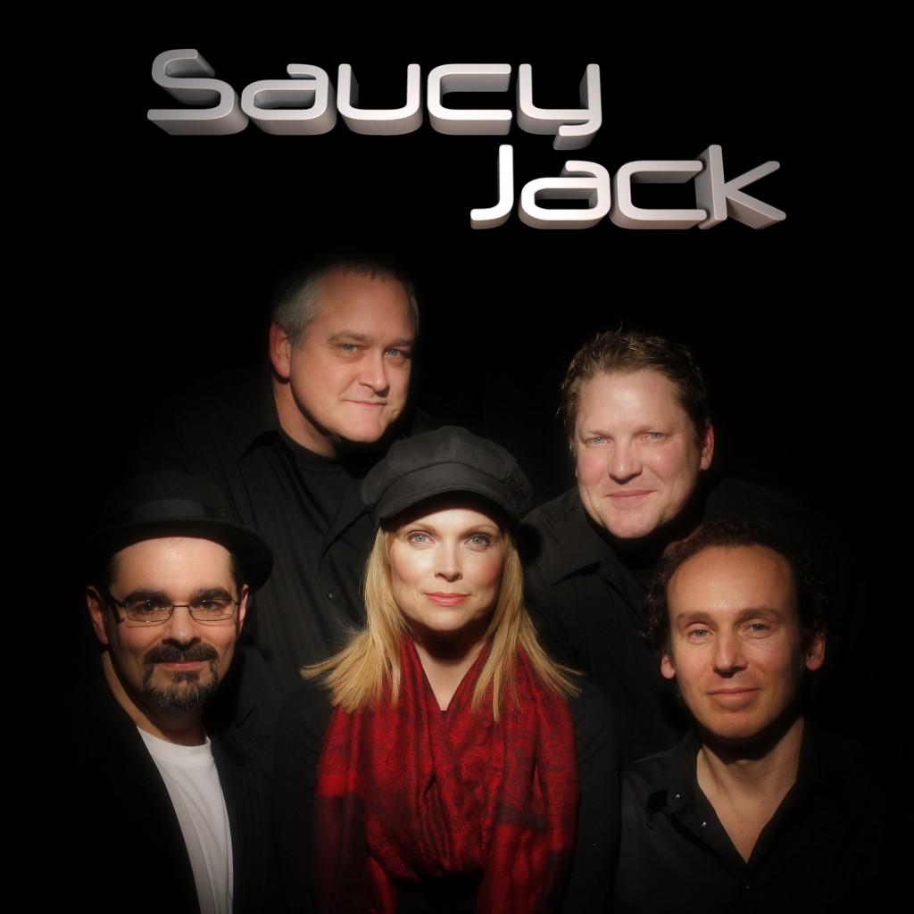 Saucy Jack Kansas City Rock Band booking 816-734-4558