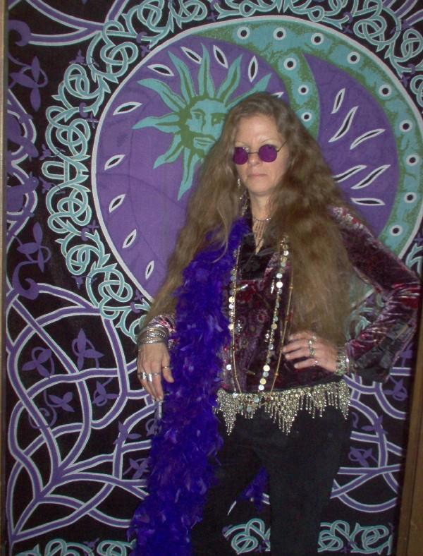 "Mercy Pearl ""Janis Joplin Tribute"" Band"