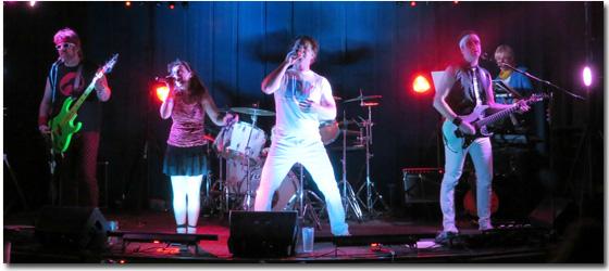 Retroactive Kansas City Band