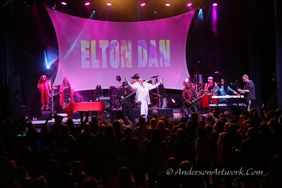 Elton Dan-Elton John Tribute