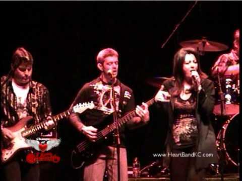 Change of Heart – Heart Tribute Band