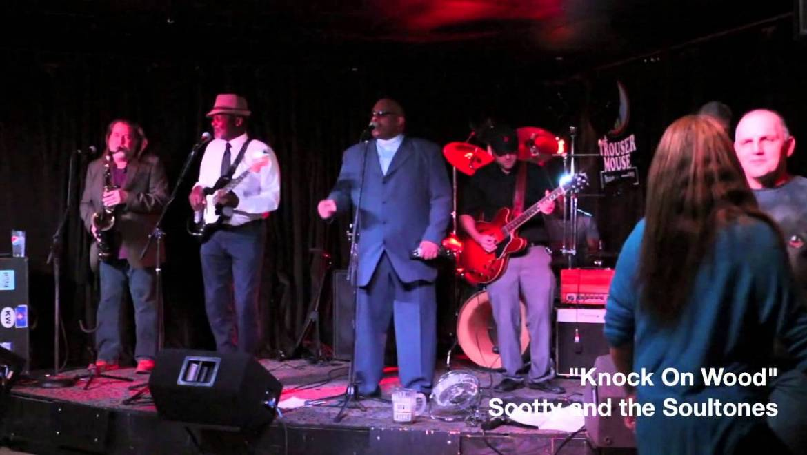 Scotty and The Soultones