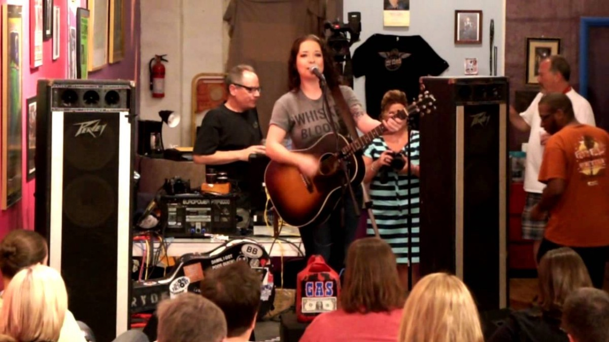 Ashley McBryde Booking Agency | Ashley McBryde Event Booking