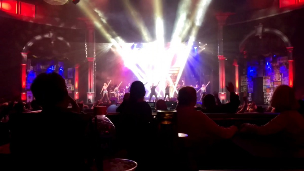 Tenors Of Rock Booking Agency | Tenors Of Rock Event Booking